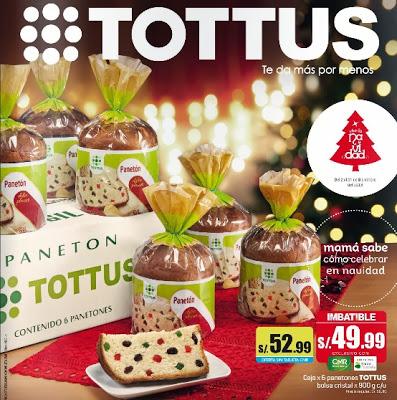 Cenas Navideñas Tottus y Ofertas de Navidad 2013