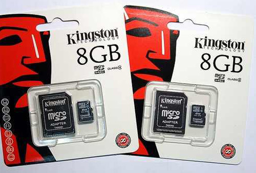 Kingston Memorias MicroSD