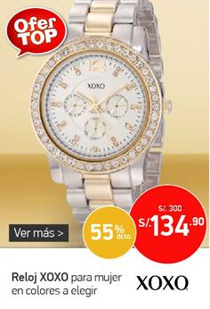 Reloj XOXO Estilo y elegancia