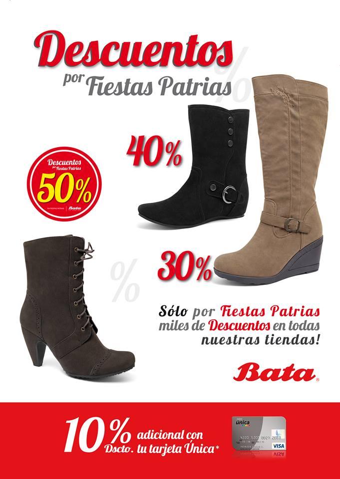 BATA – ¡Elige un estilo este invierno! ¿Botas o botines?