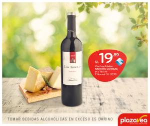 Plaza Vea – Vino los Ärboles NAVARRO CORREAS