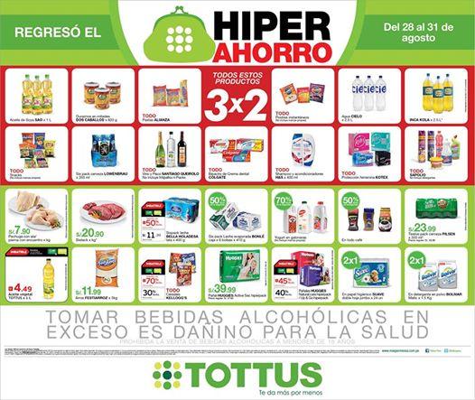 Tottus – Ofertas de HIPERAHORRO en Tottus