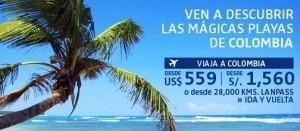 Viaja a colombia desde $559
