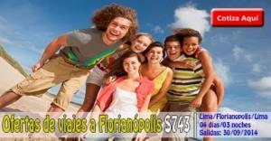 Viajes a Florianópolis desde $743