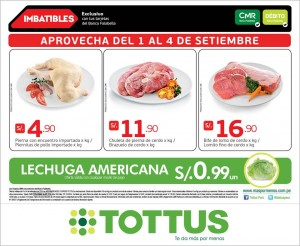 Tottus – Precios Imbatibles