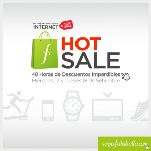 Saga Falabella – Hot Sale