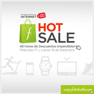 Saga Falabella – Hot Sale