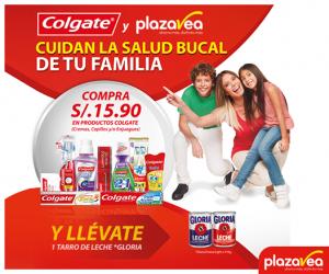 Plaza Vea – Oferta Colgate