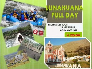 FULL DAY LUNAHUANA 21 DE SEPT.