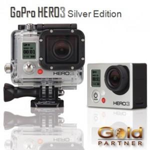 Gold Partner Perú – GoPro HERO3 Silver Edition a solo S/. 999.00