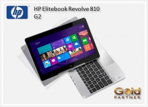 Gold Partner Perú – Notebook Hp Elitebook Revolve 810 G2 a S/. 7,249
