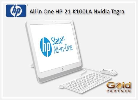 Gold Partner Perú – All in One HP 21-K100LA Nvidia Tegra a S/. 1,307