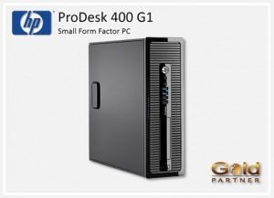 Gold Partner Perú – Hp Prodesk 400 G1 a S/. 2,059