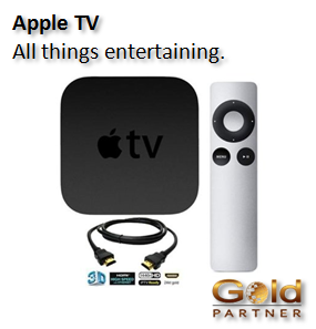 Gold Partner Perú – Apple TV Streaming a solo S/. 380.00