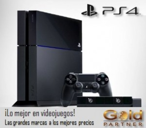 Gold Partner Peru – PlayStation 4 a solo S/. 1,611.00