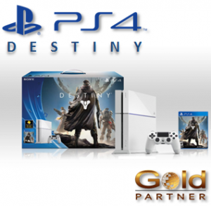 Gold Partner Peru – PlayStation 4 y Destiny a solo S/. 1,779.00