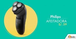 Afeitadora Philips a sólo S/.59