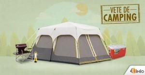 Linio – Carpas de camping desde S/.50