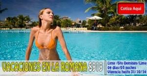 Promoción de Viaje a La Romana