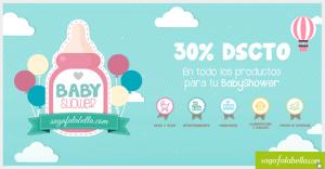 30% de descuento que tenemos en miles de productos para tu bebé