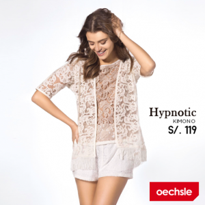 Kimono Hypnotic a sólo S/.119