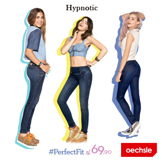 Jeans Perfect Fit desde S/.69.90