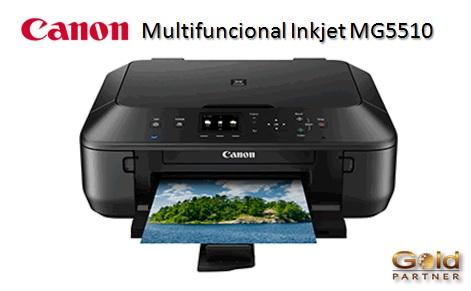 Canon Multifuncional Inkjet MG5510 a S/. 270