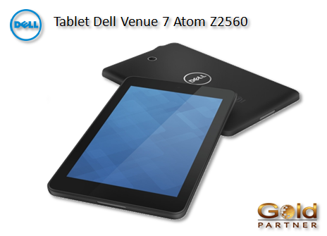 Tablet Dell Venue 7 Atom Z2560 a S/. 534