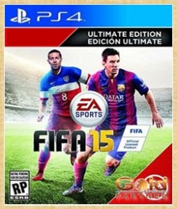 Fifa 15 Ultimate Edition para PS4 a S/. 283