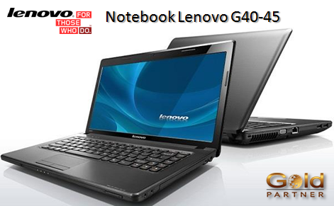 Notebook Lenovo G40-45 a S/. 1,624
