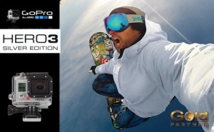 Gopro Hero3+ Silver Edition a S/. 1,009