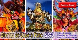 Paquete Turistico a Puno desde $340