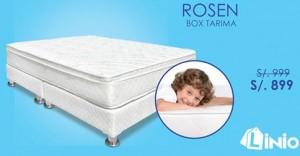 Rosen – Box Tarima a sólo S/.899