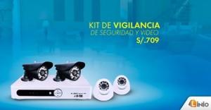 Kit de de Seguridad a sólo S/.709