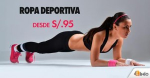Ropa deportiva desde S/.95