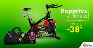 Artículos para Fitness hasta con 38% de descuento en Linio