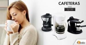 Cafeteras desde S/ .35