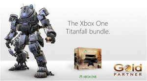 Xbox One + Titanfall Bundle a S/. 2,037