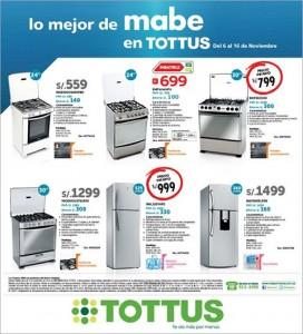 Electrodomésticos desde S/. 559.00