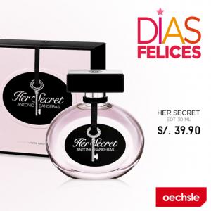 Perfume Her Secret a sólo S/. 39.90