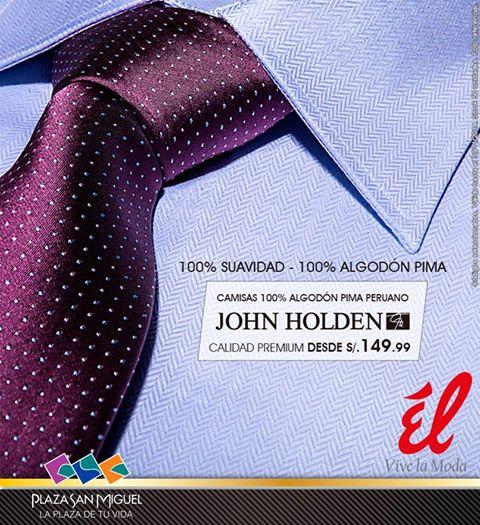 Camisas John Holden desde S/. 149.99