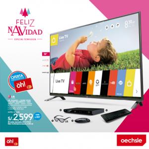 TV LG a sólo S/. 2599.00