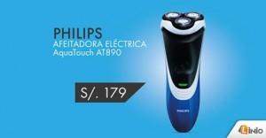 Afeitadora eléctrica a sólo S/. 179.00