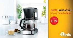 Electrodomésticos y objetos para el hogar a sólo S/. 29.00