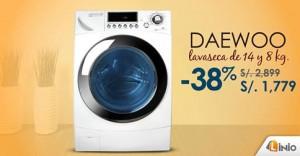 Lavaseca con un 38% de descuento