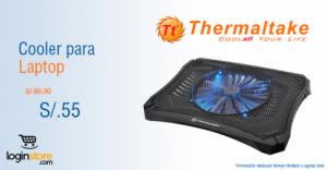 Cooler para laptop a sólo S/. 55.00