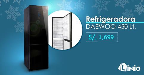 Refrigeradora a sólo S/. 1699.00