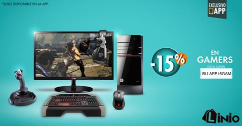 15% de descuento en videojuegos