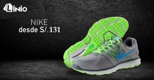 Zapatilla Nike a sólo S/. 131.00