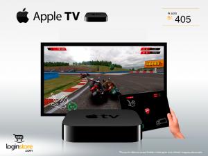 Apple TV a sólo S/. 405.00
